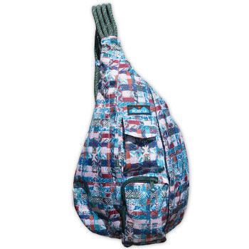 Kavu Mixed Weave Bag