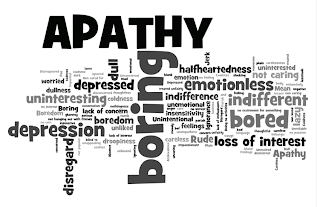 Apathy Wordle